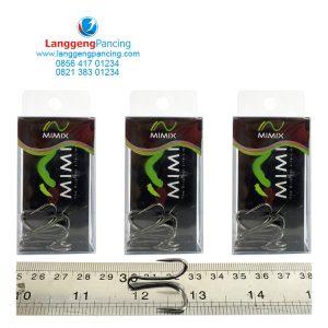 Kail Mimix Double Hook Size 2