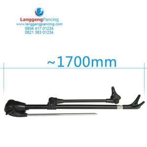 Bracket Adjustable Holder Joran Pole 1.7m