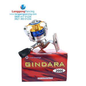 Reel Exori Gindara Spin 5BB