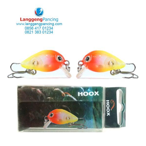 Floating Minnow Hoox Kana 25mm