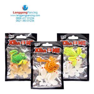 Softbait Frog Xtra One Isi 3pcs