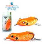 Soft Frog Hoox Arapaima 4.5mm 6gr