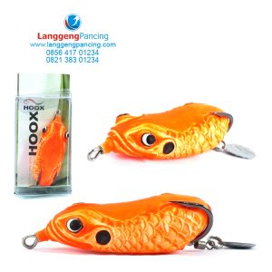 Soft Frog Hoox Arapaima 4.5mm