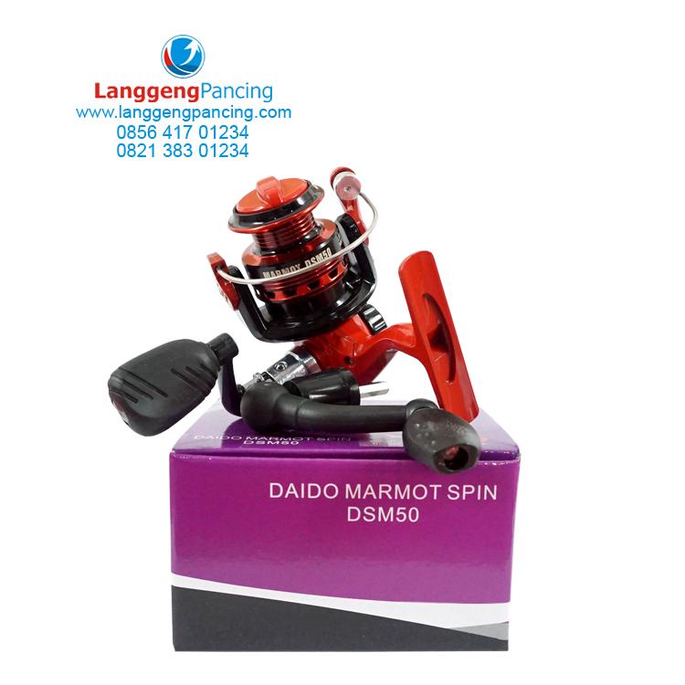 Reel UL Daido Marmot Spin DSM 50