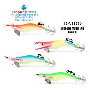 Daido Octopus Squid Jig