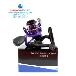 Reel UL Daido Panama Spin DCG50