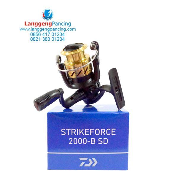 Reel Daiwa Strike Force BSD Spinning