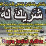 Iedul Adha 1440