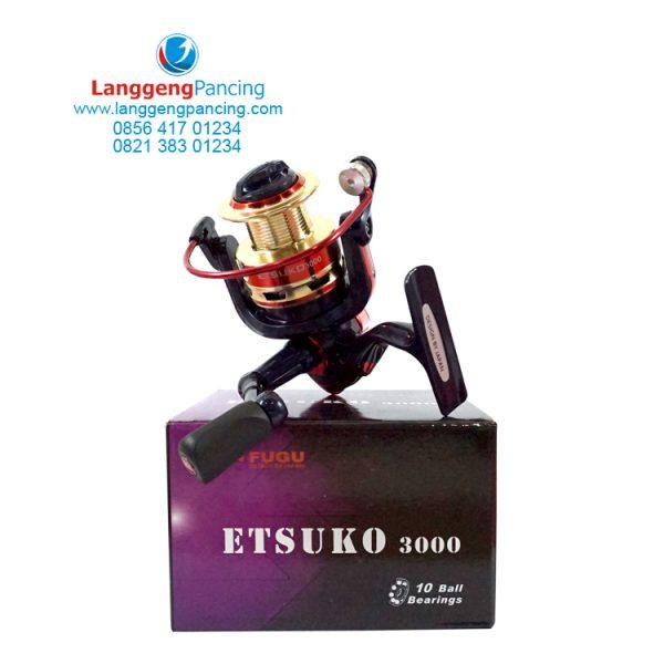Reel Fugu Etsuko Spin 10 Ball Bearing