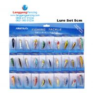 Lure Set Minnow Centro