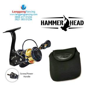 Reel Hammerhead Aerolite 1000 Spin 10+1BB UL