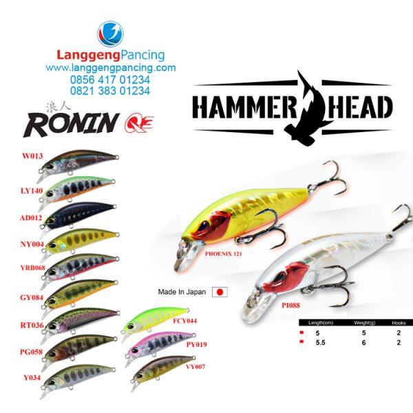 Minnow Hammerhead Ronin UL