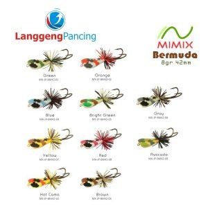 Jump Frog Mimix Bermuda 8gr 4.2cm