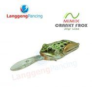 Cranky Frox Mimix 22gr 6.5cm Umpan Pancing