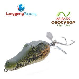 Hard Lure Mimix Crox Prop 21gr 7cm Umpan Pancing