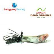 Hard Frog Dead Crawler Mimix 8gr 5cm Umpan Pancing