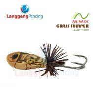 Jump Frog Grass Jumper Mimix 11gr 4.5cm Umpan Pancing
