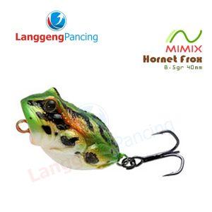 Popper Horned Frox Mimix 8.5g 4cm Umpan Pancing