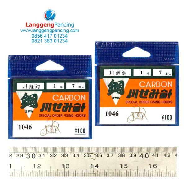 Kail Carbon AR Jepang 1046