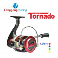 Reel Tornado Flash Spin Free Spool