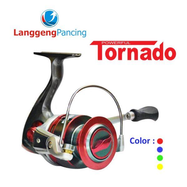 Reel Tornado Flash Spin Free Spool