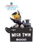Reel Hammerhead Mega Twin Spin Free Spool