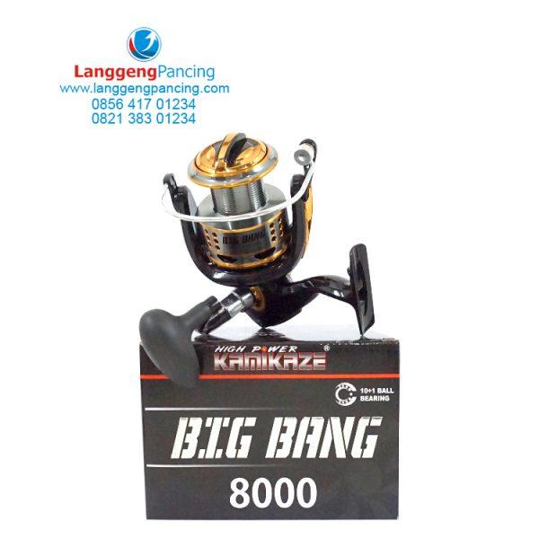 Reel Kamikaze Big Bang Spin 11BB