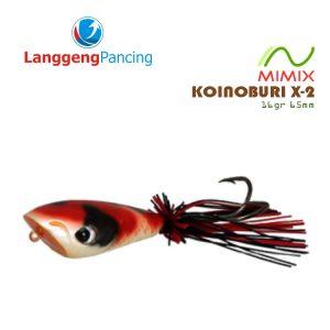 Jump Frog Koinobori X2 Mimix 16gr 6.5cm Umpan Pancing