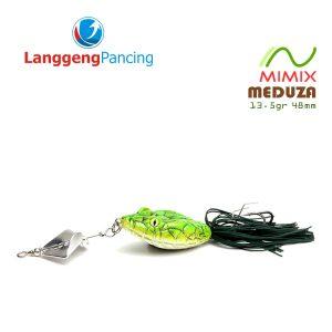 Hard Frog Mimix Meduza 13.5gr 4.8cm Umpan Pancing