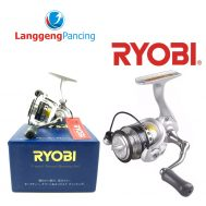 Reel Ryobi Smurf 800xs Power Handle