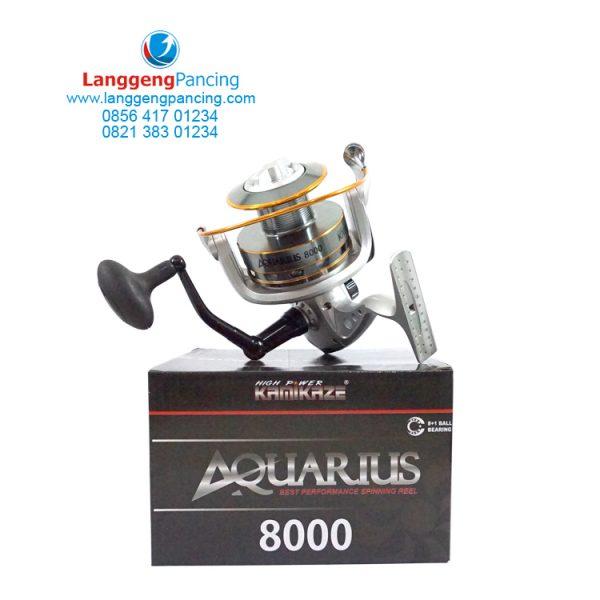 Reel Kamikaze Aquarius 8000 Spin