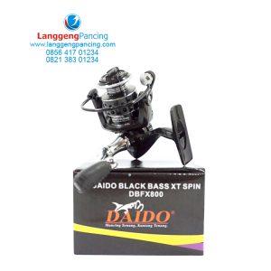 Reel Daido Black Bass XT Spin DBFX800 UL