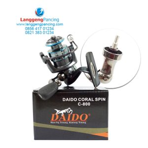 Reel Daido Coral Spin 800 Power Handle