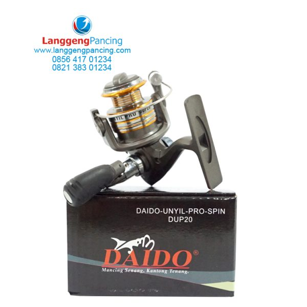 Reel Daido Unyil Pro Spin DUP20 UL