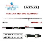 Joran Kenzi Marina Light Jig 562 PVC
