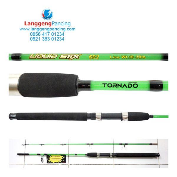 Joran Tornado Liquid Stix Fiber Solid
