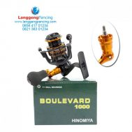 Reel Hinomiya Boulevard Spin Power Handle