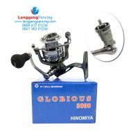 Reel Hinomiya Glorious Spin Power Handle