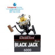 Reel Kamikaze Black Jack 6000 Spin