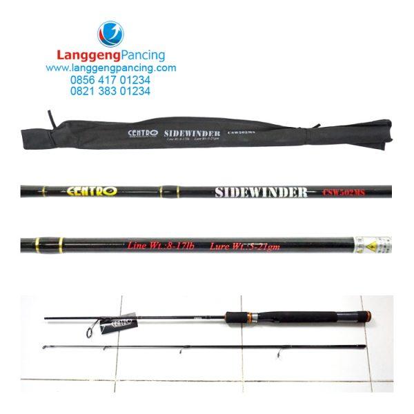 Joran CENTRO Sidewinder 8-17lb 150cm