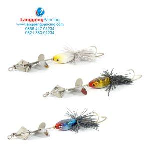 Slater Bait Webe Spinner Buzz