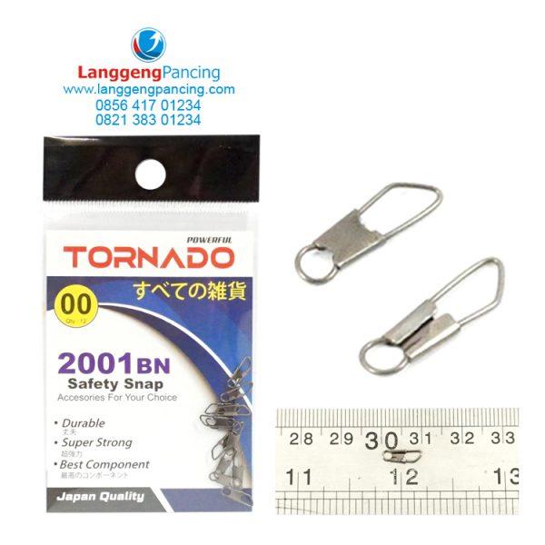 Snap TORNADO Interlock 2001 & Safety 2002BN