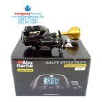 Reel Abu Garcia Salty Style DLC-L Digital Line Counter