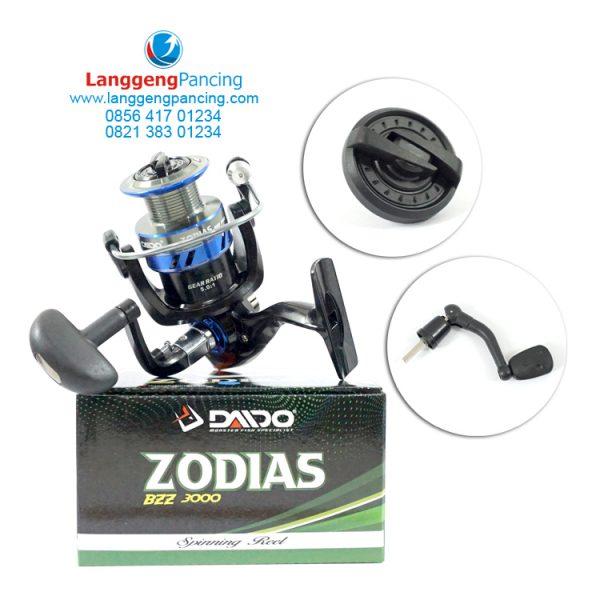 Reel DAIDO Zodias BZZ Eco Series