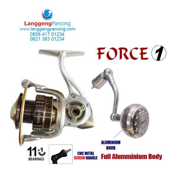 Reel Kenzi Force I SW 5000