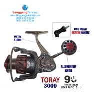 Reel Kenzi Toray Spin Metal Stand