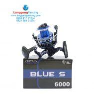 Reel CENTRO Blue S Galatama Spin