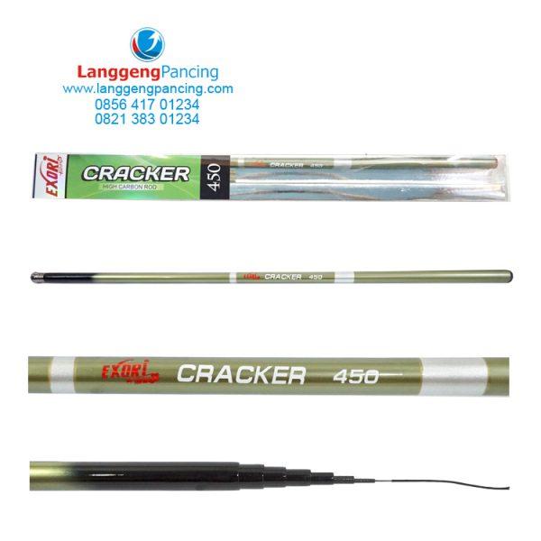 Joran Tegek EXORI Cracker High Carbon