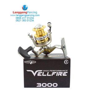 Reel Hammerhead Vellfire Spin 3BB