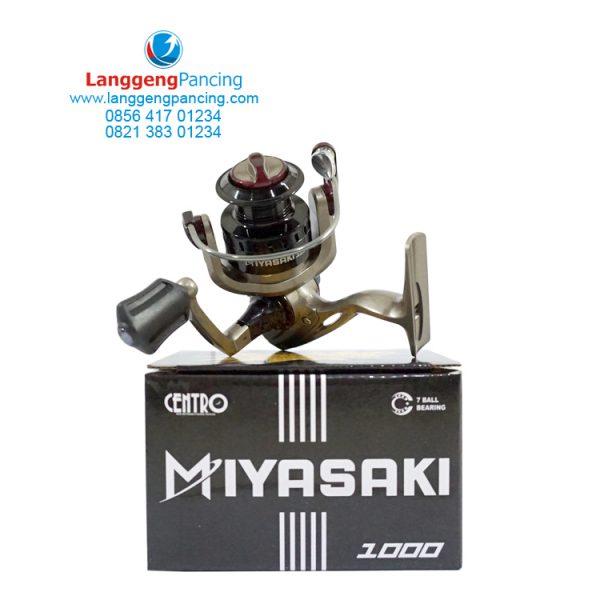 Reel Centro Miyasaki Spinning